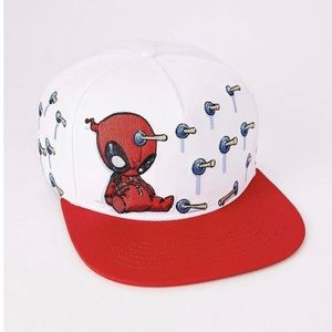 Arrows Deadpool SnapBack Hat